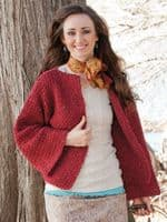 Crochet Unconstructed Cardigans Book ANNIES 871238 DISCONTINUED